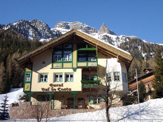 Garni Val De Costa: le logement