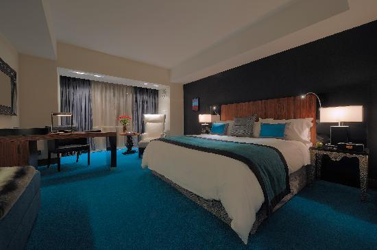Radisson Blu Aqua Hotel: Mansion House guestroom