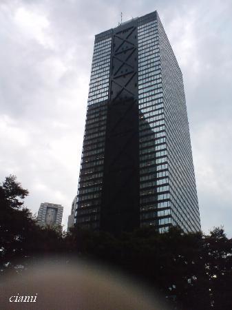 Shinjuku Mitsui Building: 新宿三井ビル