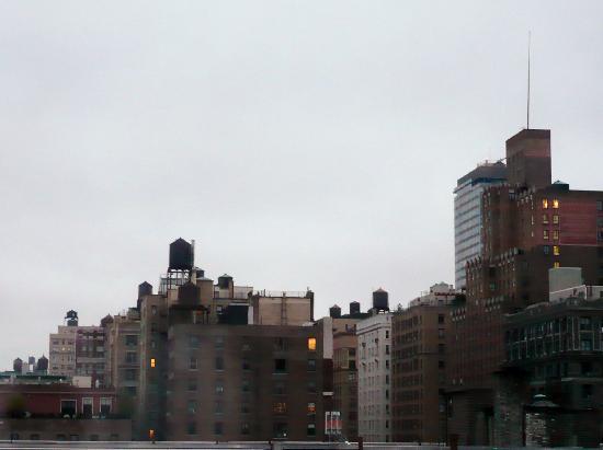 Hotel Alexander: vue de la chambre