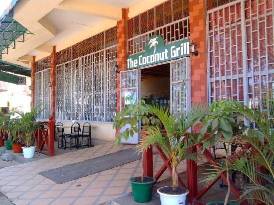 Thika, Kenya: Patio