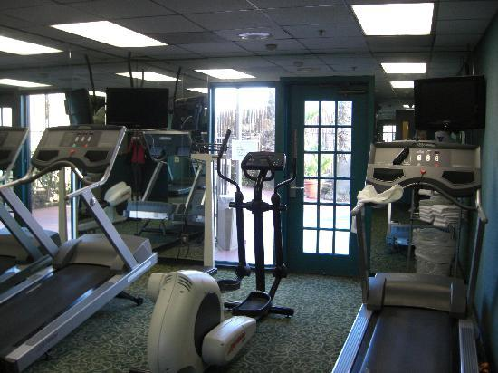 Holiday Inn San Diego North Miramar: Fitness room