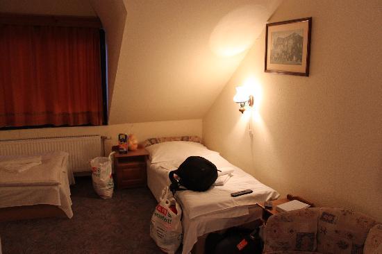 Revesz Hotel: Habitación