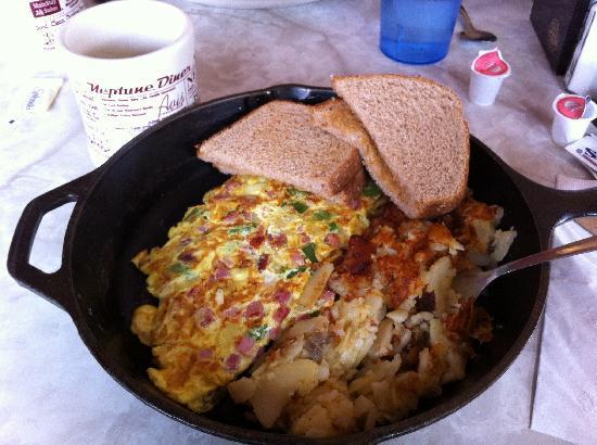 Neptune Diner: Tony's Special Omelet