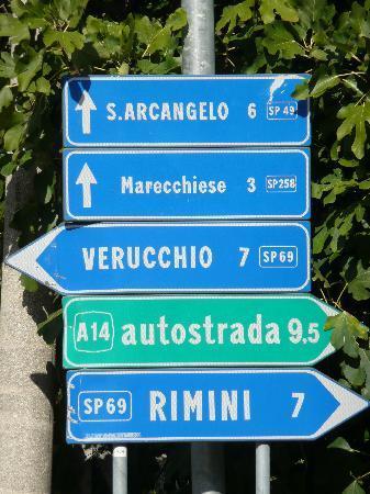 Hotel Atlantic Riviera: Radfahren im schönen Mittelitalien