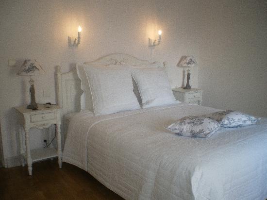 Le Clos Gaxen : Une chambre pour les plus romantiques