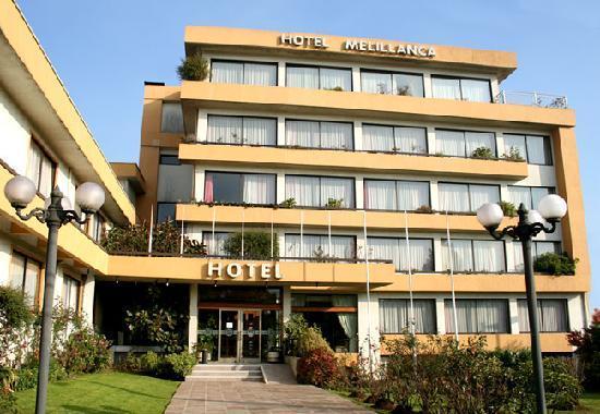 Hotel Melillanca, Valdivia, Chile.