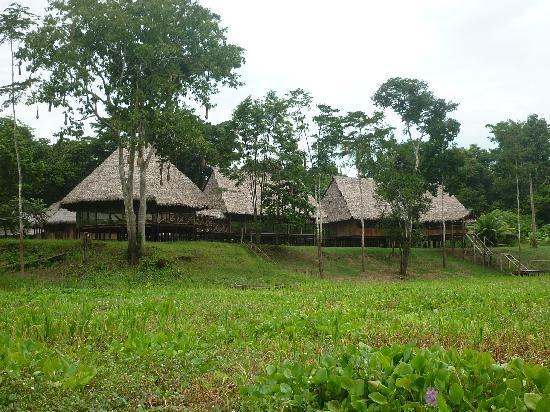 Chullachaqui  Eco Lodge: the Lodge