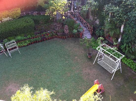 Gardan Picture Of Sham Nath Villa New Delhi Tripadvisor