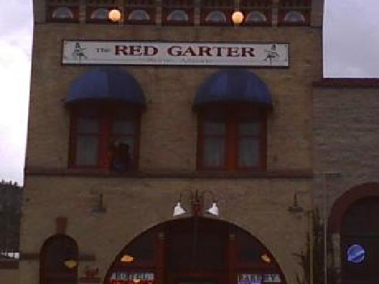 Red Garter Inn: Hospitable