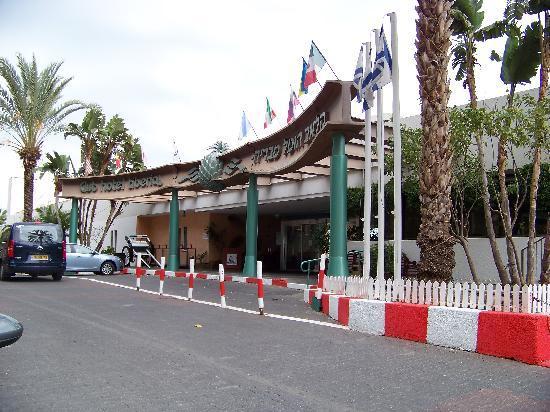 Club Hotel Tiberias: Entrance