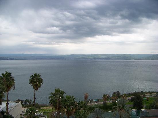 Club Hotel Tiberias: Beautiful view from room's balcony