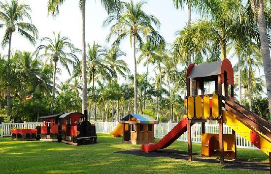 Club Med Ixtapa Pacific: Playground