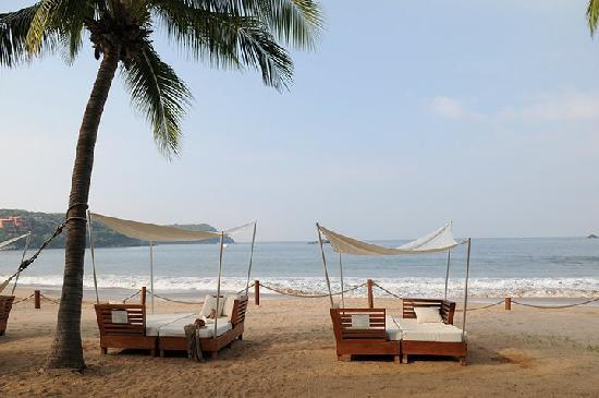 Club Med Ixtapa Pacific: Beach