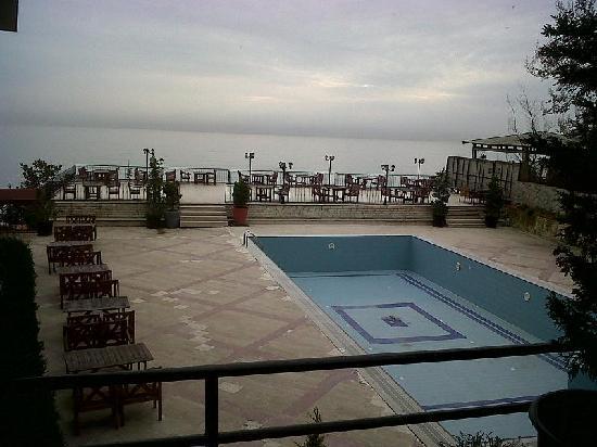 Baliktasi Hotel: piscina