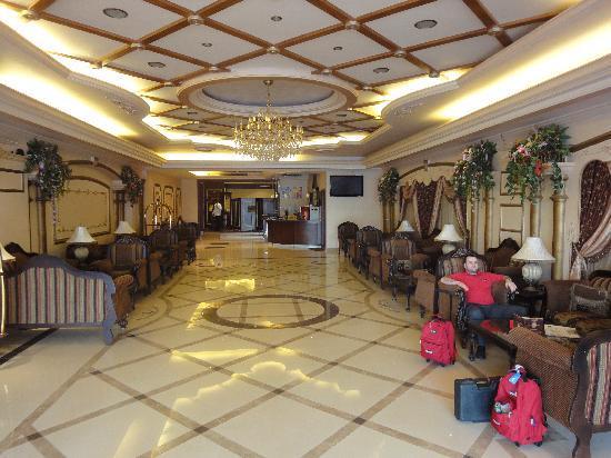 Al Fahad Hotel : Lobby area