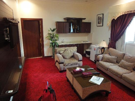 Al Fahad Hotel : Suite