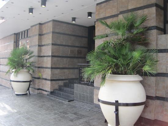 Cape Town Lodge: Main-entrance