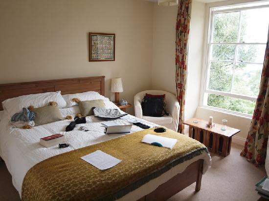 Pen Y Garth: My room