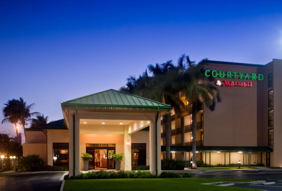 ‪كورت يارد باي ماريوت فورت لودرديل إيست: Welcome to the Courtyard by Marriott Fort Lauderdale East!‬