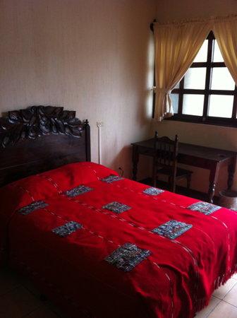 Nebaj, Γουατεμάλα: Comfy rooms.
