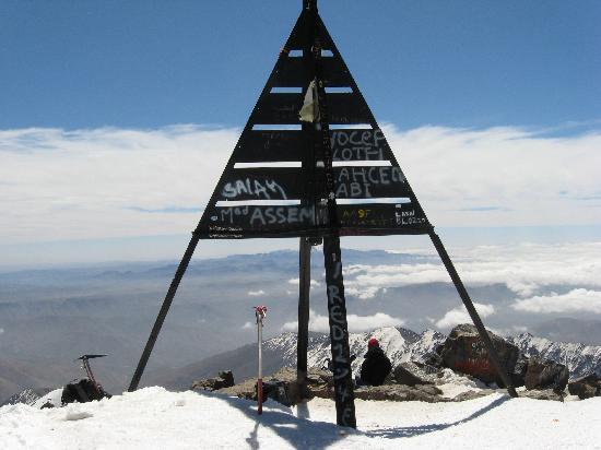 Imlil, Morocco: toubkal summit
