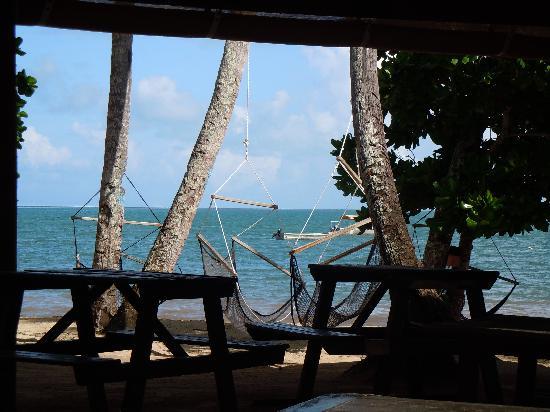 Robinson Crusoe Island Resort: Beach