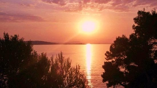 Intertur Palmanova Bay: This was my early morning view! Stunning !