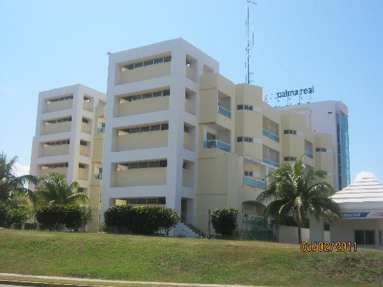 Hotel Palma Real: vue de l hotel