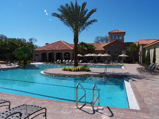 Tuscana Resort Orlando by Aston: Tuscana Resort- Pool Area