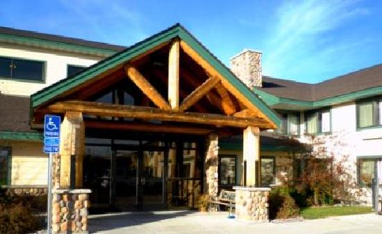 MountainView Lodge & Suites: MountainView entrance