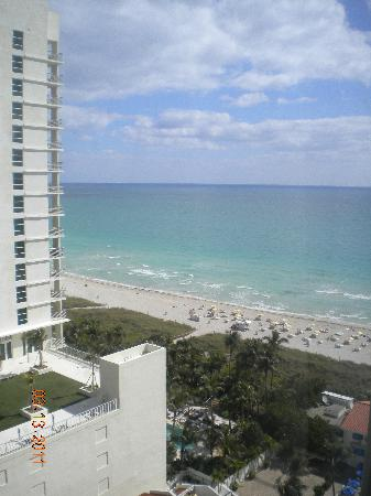 Miami Beach Resort and Spa : Ocean view from the room