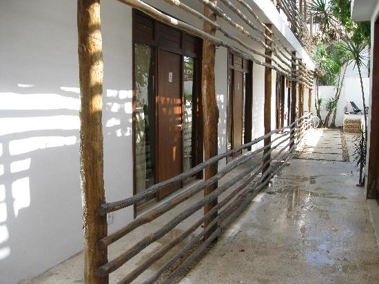 Hotel Latino: les chambres