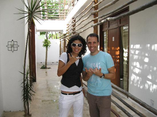 Hotel Latino: Gary y Liz