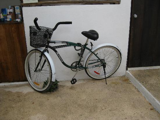 Hotel Latino: location de vélo
