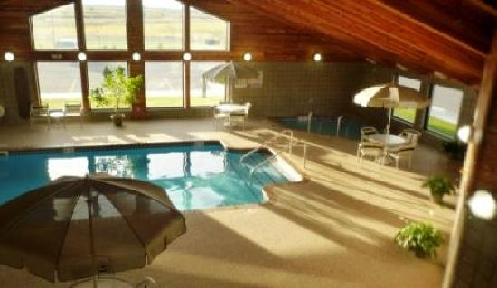 MountainView Lodge & Suites: Pool