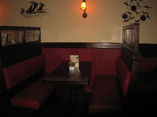 Bella Vista Bar & Bistro: Bella Vista Snugs