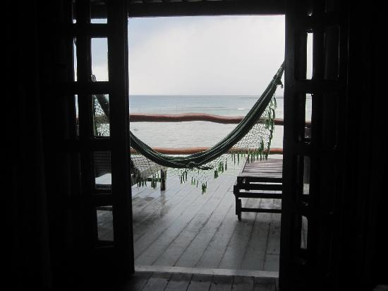 Paraiso do Morro: Vistas desde la habitacion