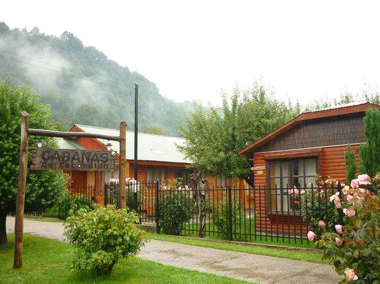 Futaleufu, ชิลี: Entrada