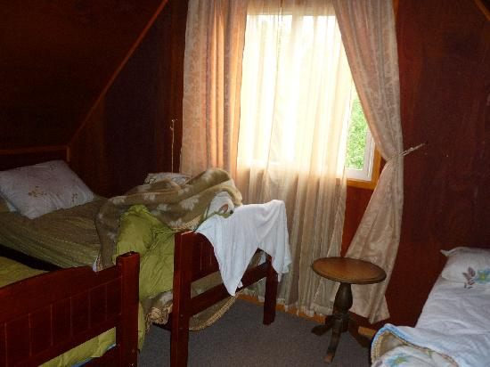 Cabanas La Escondida: Habitacion triple