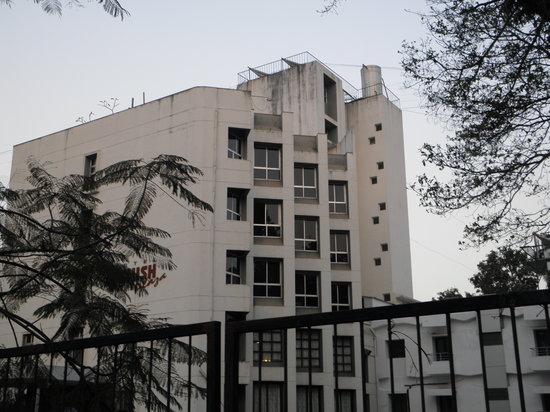 Hotel Ashish Plaza : Ashish Plaza