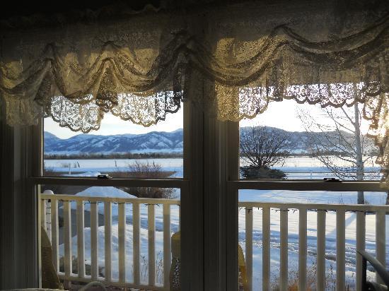 Fox Hollow Inn: View from Fox Hollow Bed & Breakfast