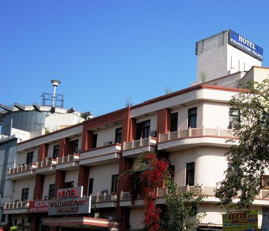 Polo Victory Palace: Hotel Polovictory Palace