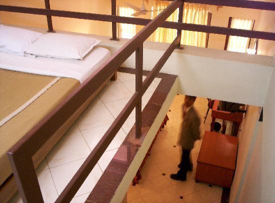 Club Mahindra Mahabaleshwar Sherwood : Deluxe Duplex