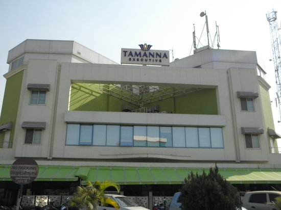 Hinjewadi, Indien: Hotel Tamanna Executive