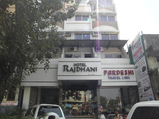 Rajdhani The Star Hotel: Rajdhani Hotel