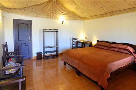 Nakhtarana, Inde : cottage interior
