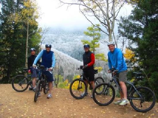 Santa Fe Mountain Adventures: Mountain bike year round
