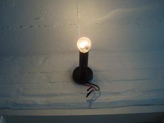 Hotel Palma de Mallorca: artefacto de iluminación en habitación