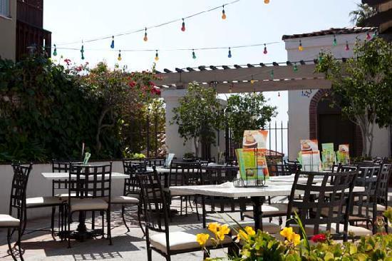 Best Western Plus Hacienda Hotel Old Town: Patio At The Haciendau0027s Acapulco  Restaurant